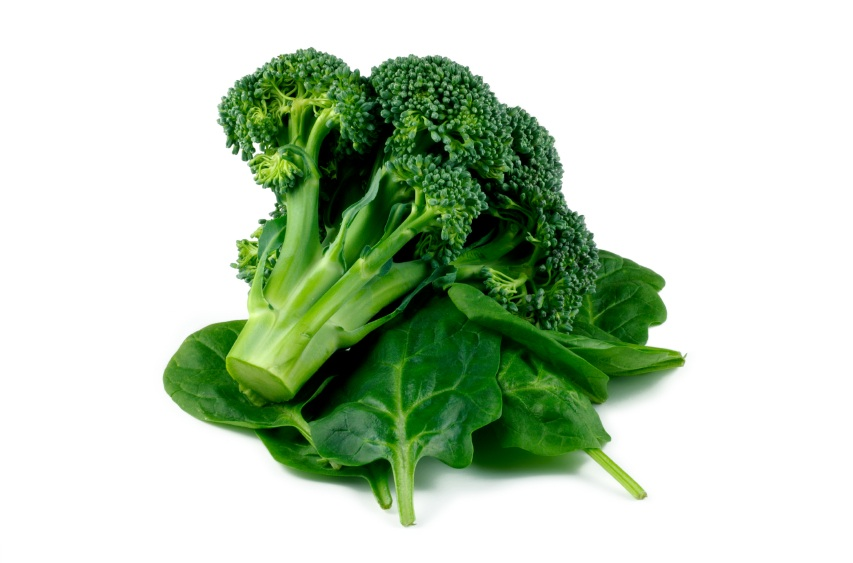 Spinach-and-Broccoli