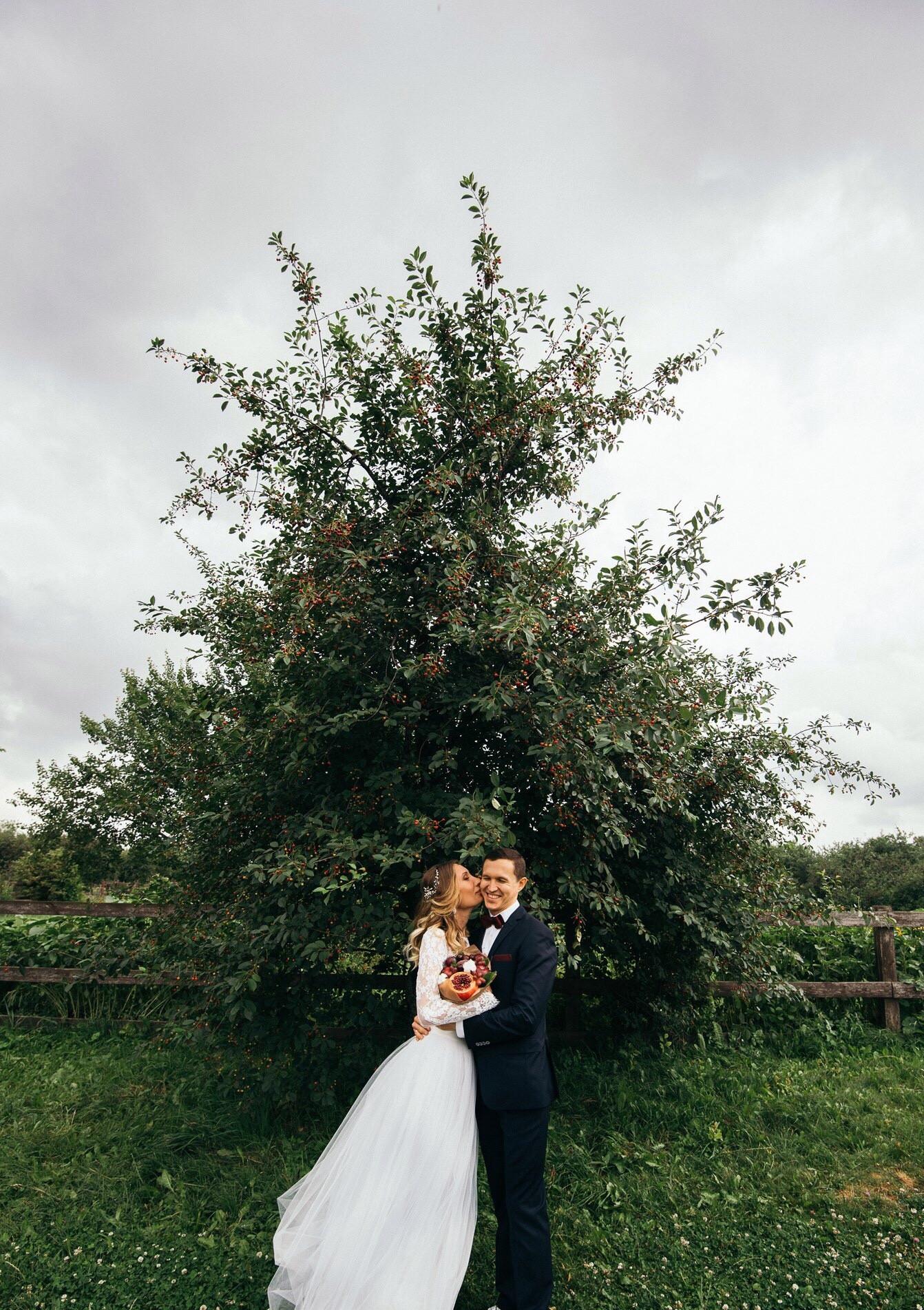 Трезвая свадьба