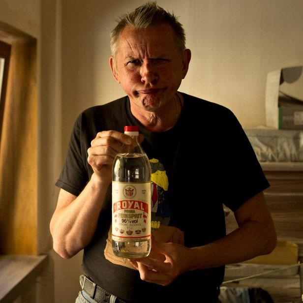 Олег Гаркуша: «Я не пью, потому что хочу жить»